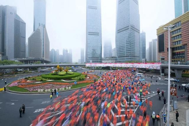 上海半马开始报名 4月18日开跑